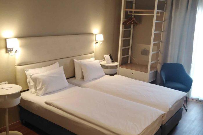 thessaloniki double rooms | abc Hotel | Thessaloniki Greece